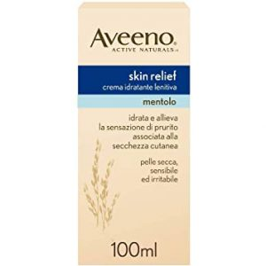 Aveeno skin relief