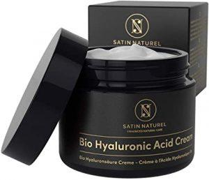 SATIN NATUREL Bio Hyaluronic Acid Cream